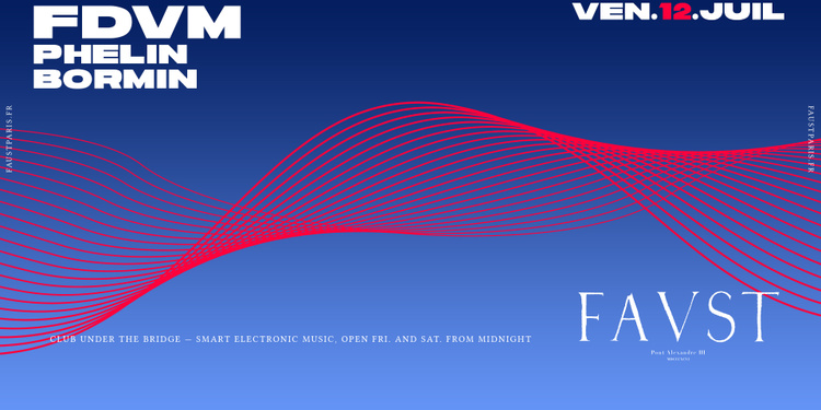 Faust - FDVM, Bormin & Phelin