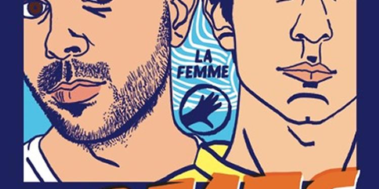 TRE1ZE #4 : DJ PONE, SURKIN, LA FEMME (DJ SET)