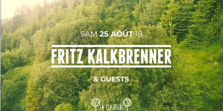 La Clairière : Fritz Kalkbrenner