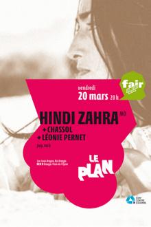 Fair: le tour avec Hindi Zahra
