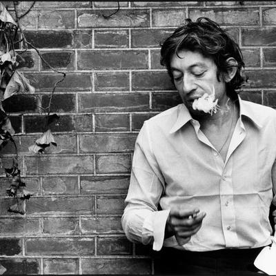 Serge Gainsbourg : exposition hommage pour les 25 ans de sa mort à la galerie de l'Instant