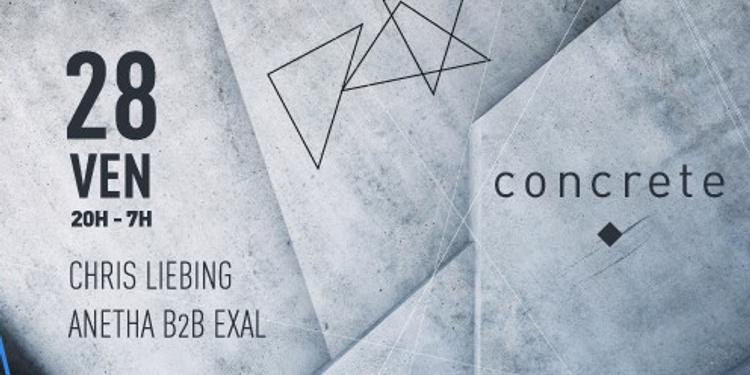 Concrete : Chris Liebing all night long