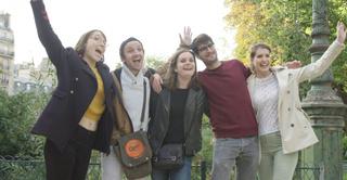 Jeu de piste : Le Paris est Tout Vert