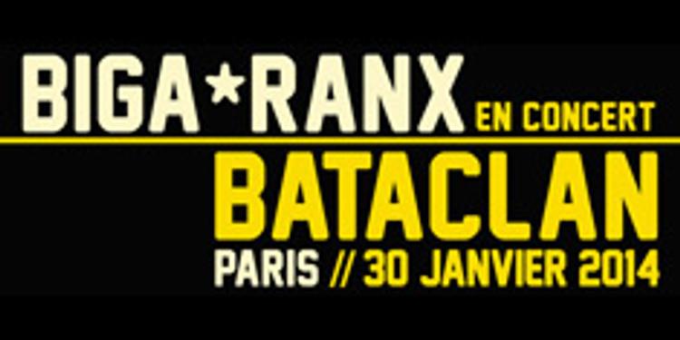 Biga Ranx en concert