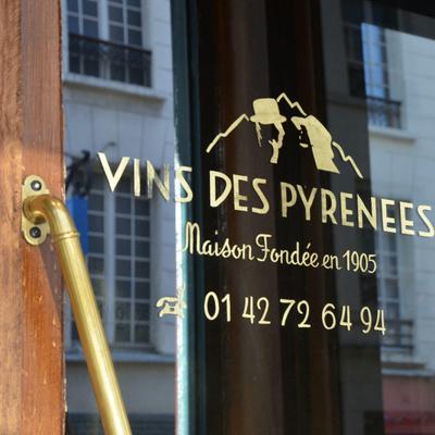 Vins des Pyrénées, bistrot à la française