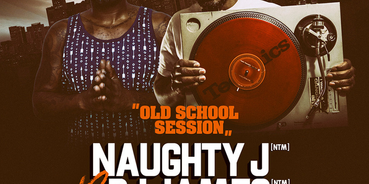 Naughty J & Dj James : LE CLASH