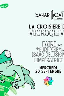 La Croisière Safari de Microqlima