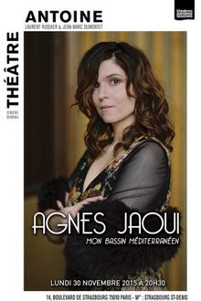Agnes Jaoui en concert