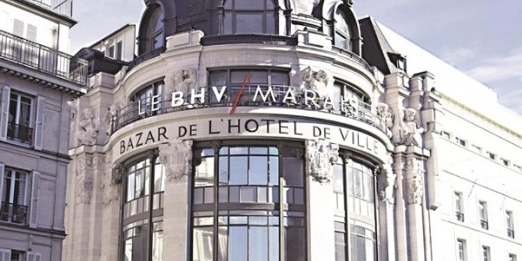 LE BHV MARAIS ET REEBOK FONT BOUGER PARIS ! LE BHV MARAIS