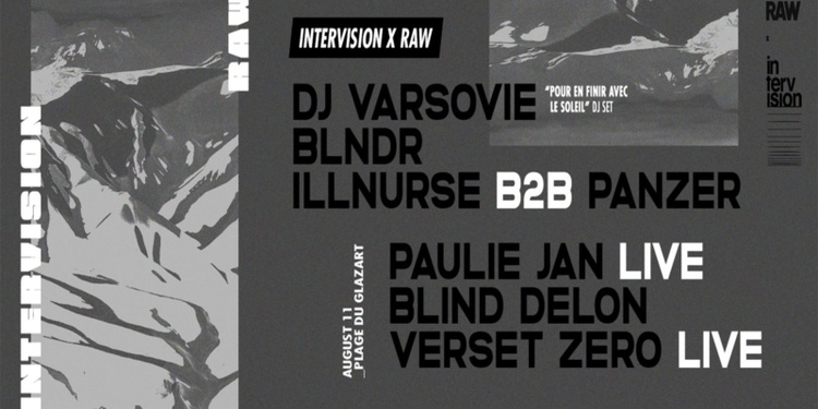 Intervision Label Night