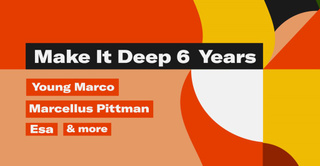 Make It Deep 6 Years ⏤ Young Marco ~ Marcellus Pittman ~ Esa