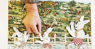 Mr Rabbit's retrospective