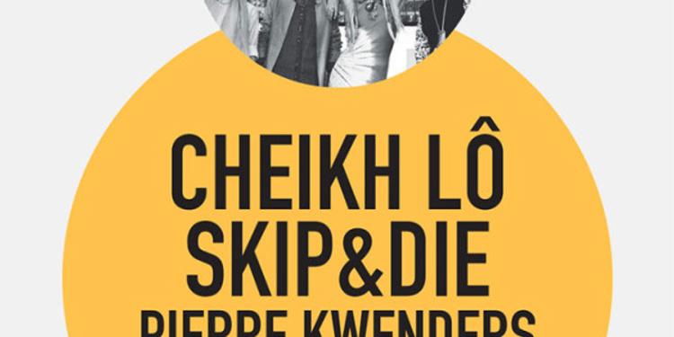 Cheikh lo + Skip&Die en concert