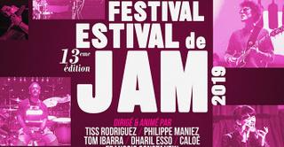 Festival Estival de Jam aout 2019