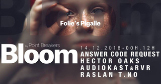 BLOOM #20 w/ Answer Code Request & Héctor Oaks