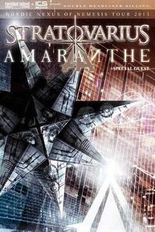 Stratovarius + Amaranthe