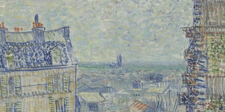 Les Hollandais à Paris, 1789-1914 Van Gogh - Van Dongen - Mondrian