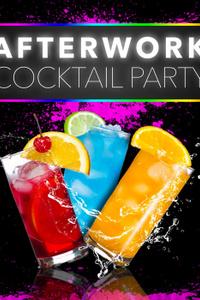 Afterwork cocktail party - California Avenue - du lundi 14 juin au mardi 15 juin