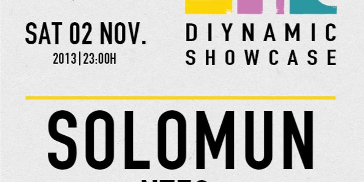 Solomun & Diynamic label Night