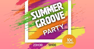 SUMMER GROOVE PARTY