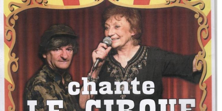 Michèle Barbier chante le cirque