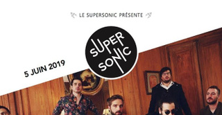 Petosaure • Fictions • Bleu Timide / Supersonic (Free entry)