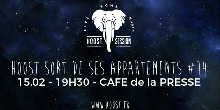 Hoost sort de ses appartements #14