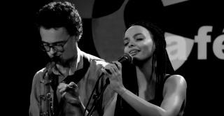 Maë et Olivier Defays quartet