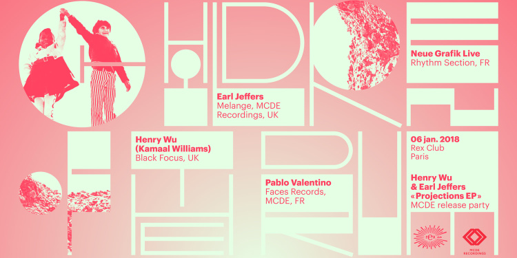Cotd: Henry WU, Earl Jeffers, Neue Grafik, Pablo Valentino