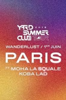 YARD Summer Club ft. Moha La Squale, Koba LaD