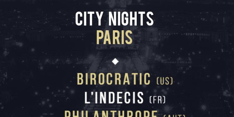 Chillhop City Nights