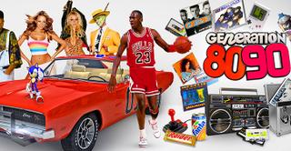Génération 80-90 : La Boum 80s 90s