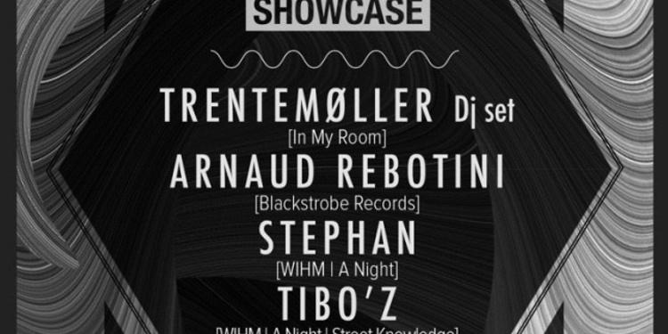 A night with .. Trentemoller, Arnaud Rebotini, Stephan & Tibo'z