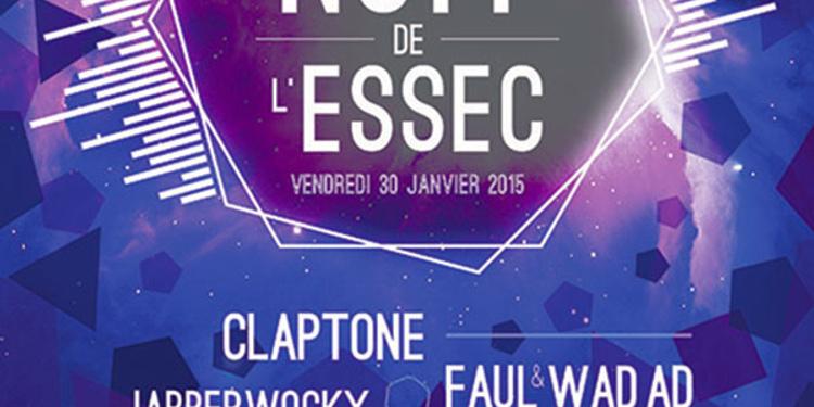 Nuit de l'ESSEC 2015