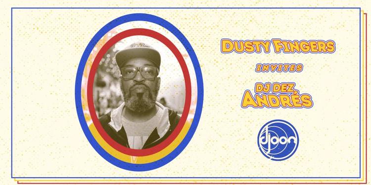 Dusty Fingers Invites Andrés