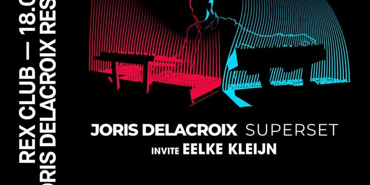Joris Delacroix Invite Eelke Kleijn