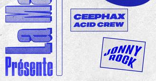 La Mamie's: Optimo, Ceephax (Live), Tornado Wallace, Jonny Rock