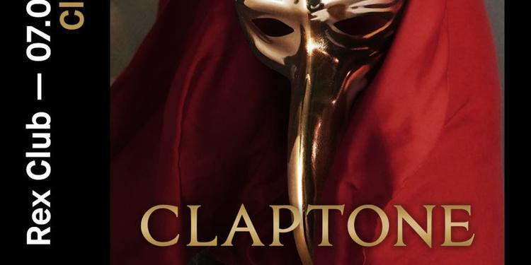 Rex Club Présente: Claptone
