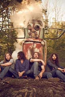 The Sheepdogs + Guest