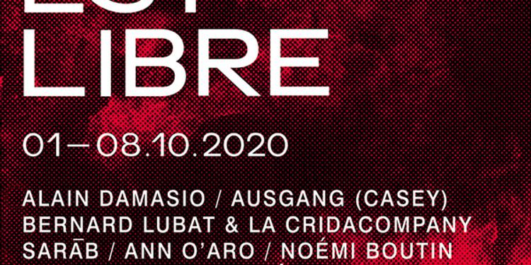 Festival La Voix est Libre 2020 // AUSGANG (Casey) + VÎRUS