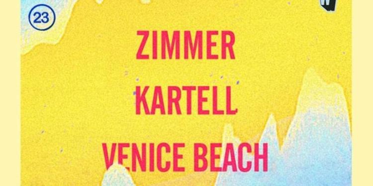 Nouveau Disco : Zimmer - Kartell - Venice Beach
