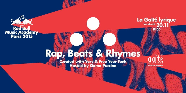 Rap, beats and rhymes