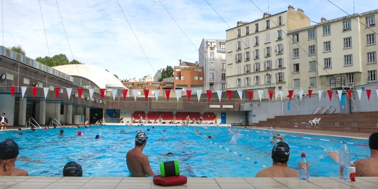 Piscine Georges Hermant