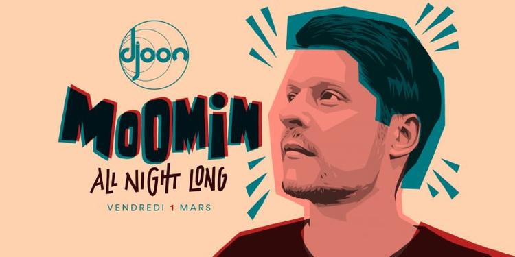 Djoon Invites Moomin