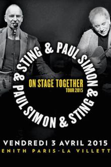 Paul Simon & Sting en concerts