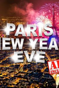PARIS NEW YEAR : All Inclusive - California Avenue - mardi 31 décembre 2019