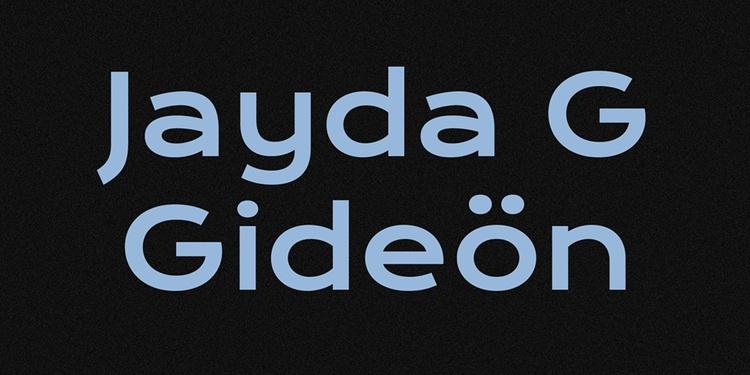 Club : Jayda G, Gideön