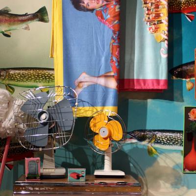 TP-rama, Toilet Paper investit la Galerie des Galeries Lafayette