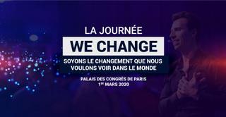 LA JOURNÉE WE CHANGE