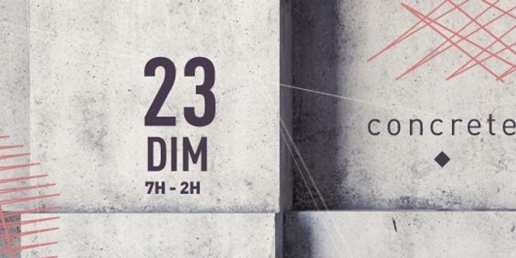 Concrete invite A:RPIA:R